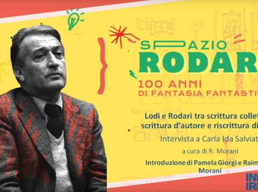 Lodi e Rodari tra scrittura collettiva, scrittura d'autore e riscrittura di fiabe
