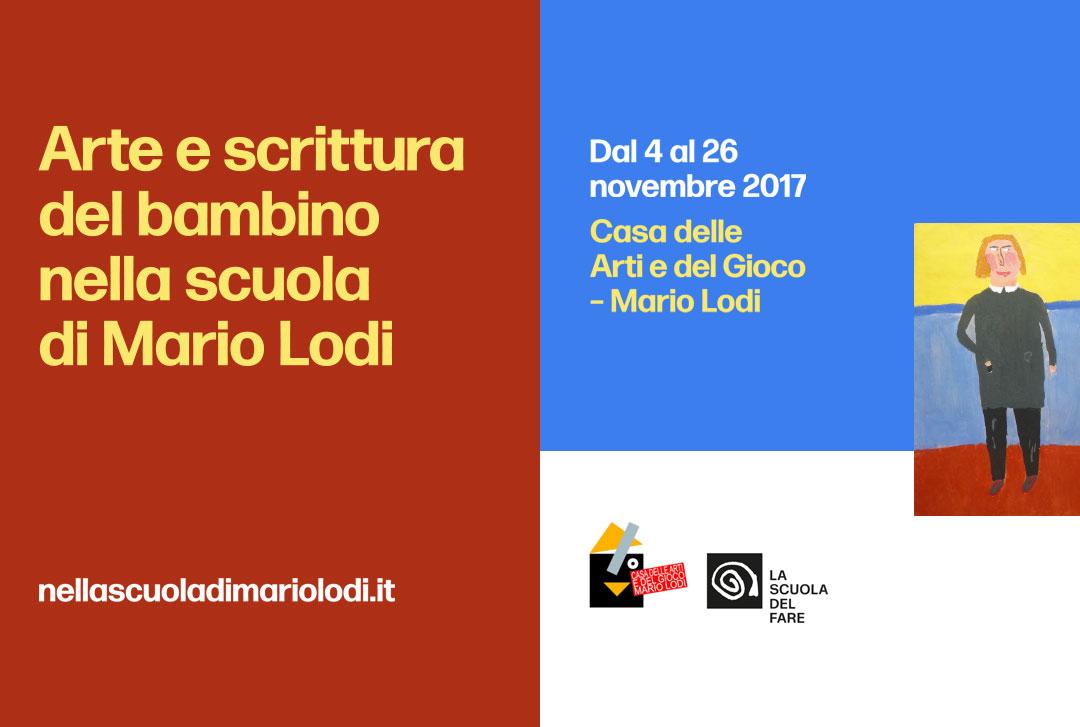 Arte e scrittura del bambino nella Scuola di Mario Lodi / Autunno 2017