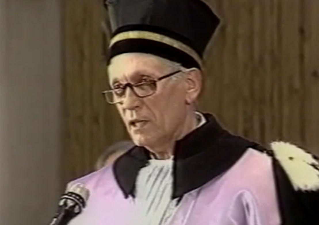 1989 – Conferimento Laurea Honoris Causa a Mario Lodi
