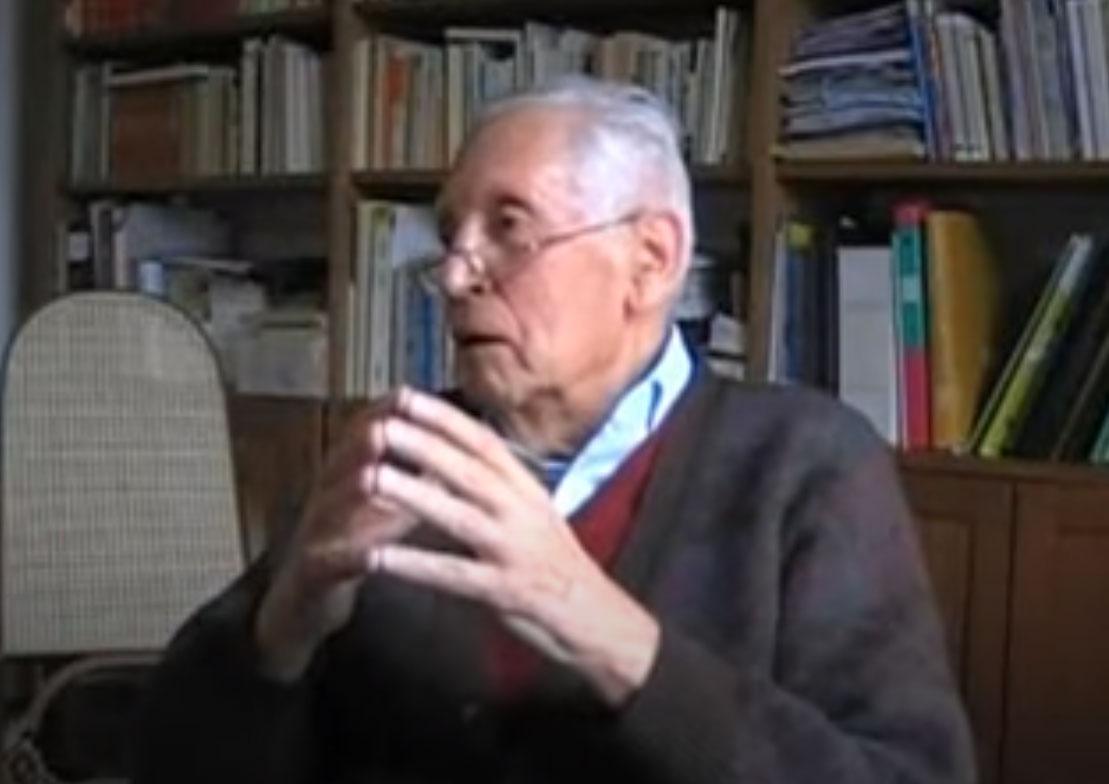 """2008 – L'educazione democratica nel pensiero e nell'opera di Mario Lodi """"Il Maestro della Costituzione"""""""
