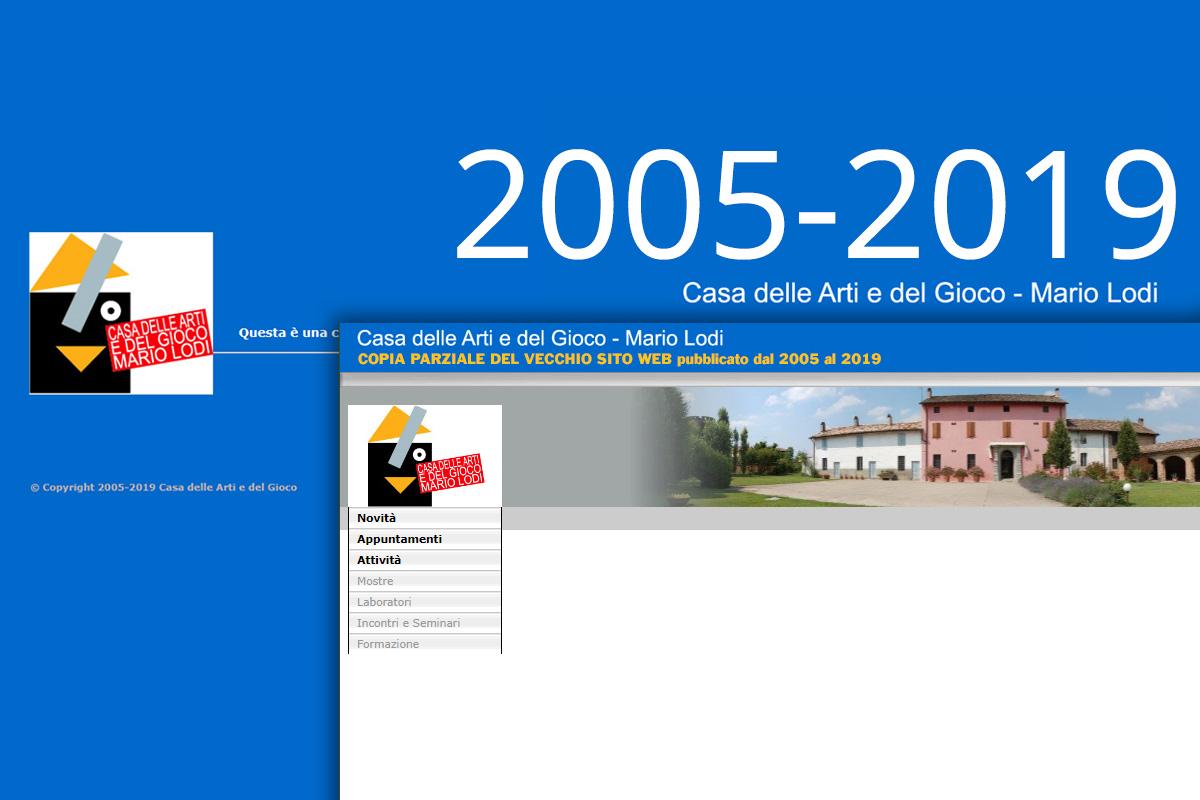 Archivio notizie e iniziative 2005-2019