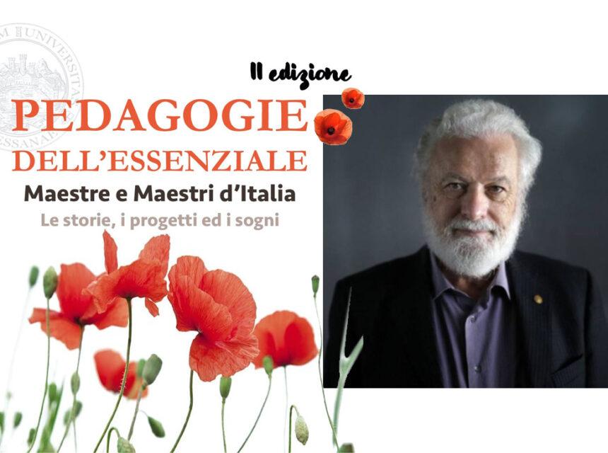 """Mario Lodi: il Maestro.                              """"Riflessioni ad alta voce"""" con Francesco Tonucci"""